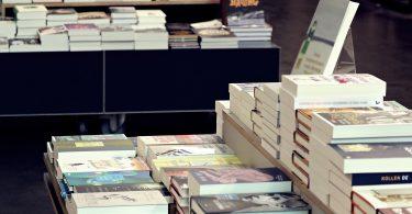 stand de livres