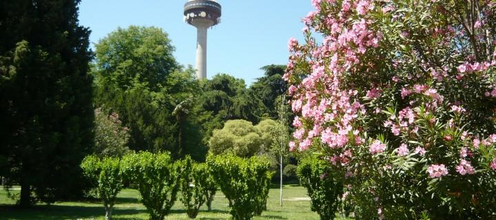 Madrid Meilleurs Parcs