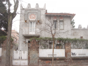 colonia de la prensa maison