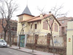 colonia de la prensa maison moderniste