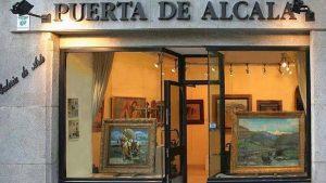 Puerta de Alcalàa Madrid 2