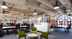 Google et le campus d'entrepreneurs à Madrid 2