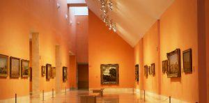 Thyssen Bornemisza le musée sur Madrid 1
