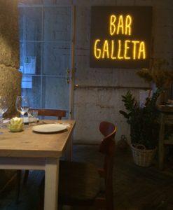 Bar restaurant Malasana