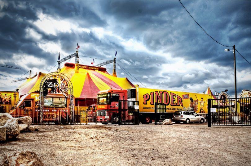 Troupe de cirque