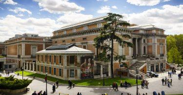 musée du prado à madrid