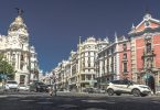 rue gran via de madrid
