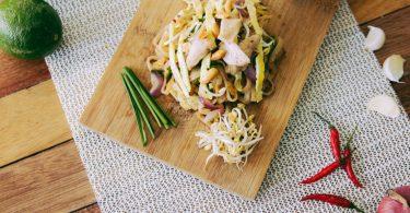 plat de soja cuisine chinoise