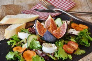 salade de figue