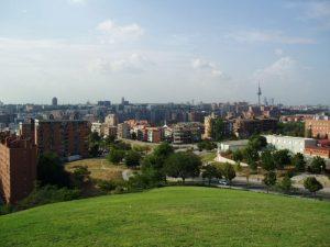 parc de cerro madrid