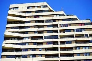 immeuble d'appartements en location