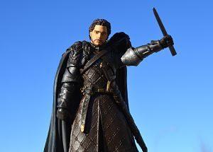 statue de Game of Thrones