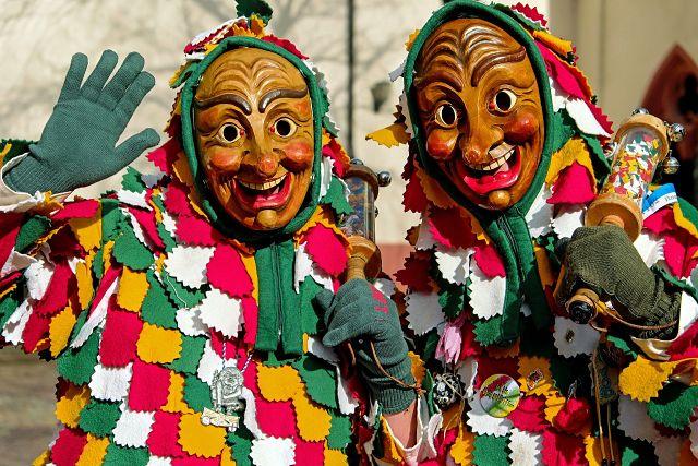 costumes de carnaval