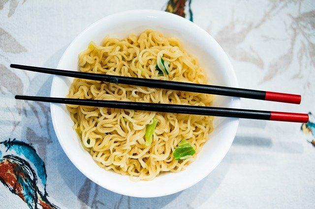 nouilles cuisine chinoise
