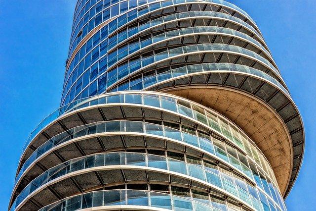 architecture d'immeuble